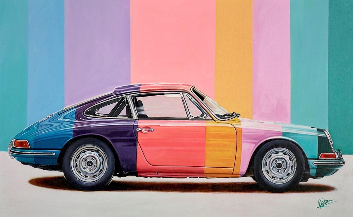 1965 Porsche by Paul Smith